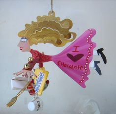 Original Karen Rossi Chocolate Lover Flight by KarenRossi on Etsy, $200.00