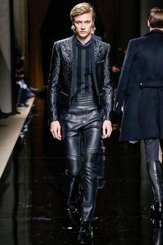 Balmain Fall/Winter 2016-2017 Menswear Fashion Show
