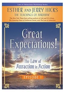 On this video version of the best-selling book, Abraham, an aspect of Non-Physical Source Energy facilitated by Esther and Jerry Hicks, explains in clear, practical terms how to create financial abundance . . . and anything else you desire in life!