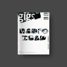 Gigs No.002 Radiohead Special Issue, via Flickr.