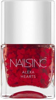 """Pin for Later: 50 kreative Geschenkideen zum Valentinstag für jedes Budget  Nails Inc """"Alexa Hearts"""" Nagellack (27 €)"""