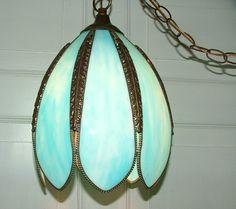 petal ceiling light