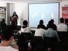"""El Programa de Ingeniería de Sistemas realizó la conferencia """"Tendencias del desarrollo de videojuegos independientes en Colombia"""" dictada por David Arcila, desarrollador experto y redactor de la revista Gamers-on. Esta charla evidencia el énfasis que el programa realiza en torno a sus líneas de trabajo, una de las cuales es el desarrollo de videojuegos."""