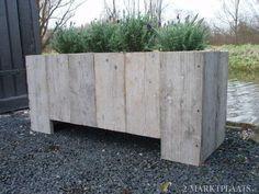 plantenbak steigerhout - Google zoeken