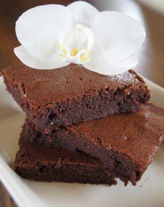 Brownies (refined sugarfree, glutenfree, dairyfree)