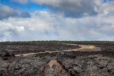 North American National Park #1 – Hawai'i Volcanoes National Park