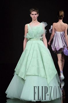 Georges Hobeika Spring-summer 2009 - Couture