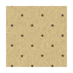 York Wallcoverings CT1923 Country Book Barn Star Spot Wallpaper Khaki (12.175 HUF) ❤ liked on Polyvore