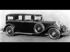 1920S Cars | Mercedes-Benz Type 770 Grand Mercedes - Side Angle