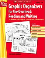Graphic Organizers for the Overhead: Reading and Writing. Download it at Examville.com - The Education Marketplace. #scholastic @Karen Echols #teachers #teaching #elementaryschools #teachercreated #ebooks #books #education #classrooms #commoncore #examville