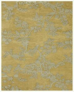 Rugstudio Brian 27698 Light Gold Hand-Tufted, Bes traditional rugs
