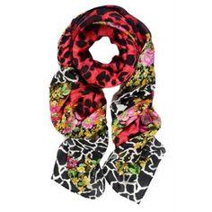 foulard pañuelo versace rojo