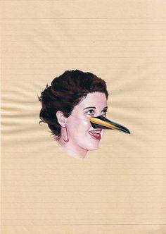 Tamara Feijoo: La verdad sobre las máscaras.
