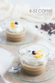 Hi there, Delish Dish readers!  It's Allie here, from Baking a Moment!  I'm so happy to be posting on Delish Dish again today, to share this fabulous recipe for healthy(ish) Boozy B-52 Coffee Custards. This dessert worked out so well for my family this week, because it happens to be my husband's birthday!  As a [...]