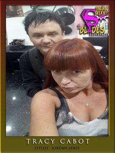 BLADES' SALON SELFIE COMPETITION Submit your entry via email to: cs@bladeshairdres... or by Private Message to our Facebook page. #salonselfie #salonselfies #bladessupersalon #supersalon #blades #bladeshairdressing #bladeshairdressinglimited #bladesbarbers #thebarbersbasement #ourimageislookinggood @bladesjersey #TracyCabot