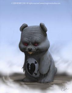 Broken Heart Bear