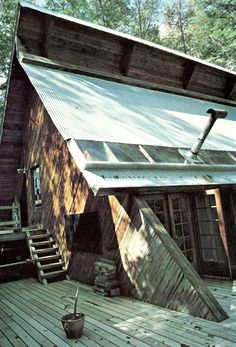Owner: Cary L. Noffke , Builder: Cary L. Noffke; James A. Mitchell, De Land, Florida, architect , Location: North Georgia Date of Construction: 1973
