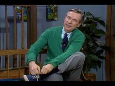 Have a great day today.  Worth a listen to get you going with a smile!  Mister Rogers Remixed | Garden of Your Mind | PBS Digital Studios