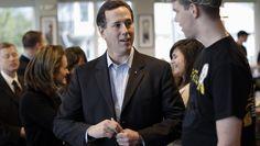Photo #45 #prezpix #prezpixrs 3/12/2012 Rick Santorum Election AP Photo/Eric Gay