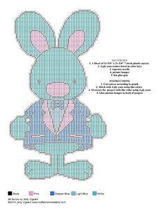 MR. BUNNY by JODY VIGEANT
