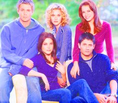 One Tree Hill Season 1 Cast - the only one that mattered