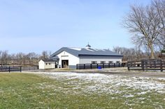 27 beautiful acres and horse facility located at 5361 Paris Pike Lexington, Kentucky - stable Kentucky Horse Park, Run In Shed, Find Homes For Sale, Real Estate Companies, Outdoor Entertaining, Stables, Luxury Real Estate, Cattle, Master Suite