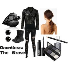"""""""Divergent Fashions: Dauntless"""" by emilyj-eggenberger on Polyvore"""