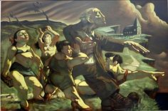 Sisters of Mercy by Peter Howson