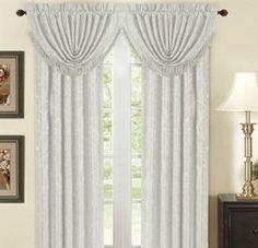 MADISON PARK VALENCIA WINDOW PANEL $7.99 @ Designer Living