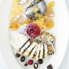 Stollen+with+classic+Christmas+pudding+