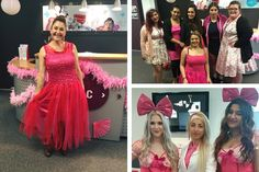 Pretty in Pink: ITC raises money for breast cancer. #ITCblog