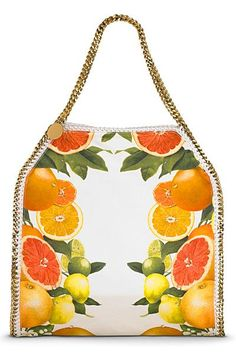 Hermes Handbags, Handbags Michael Kors, Louis Vuitton Handbags, Stella Mccartney Bag, Theme Pictures, Pocket Books, Lemon Print, Yellow Fabric, Best Bags