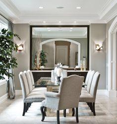 Grey dining