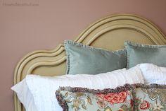 Guest Bedroom Makeover Part 1 by @nestforless