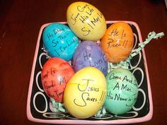 the true meaning of Easter!