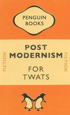 Well, it is a Penguin Classic.