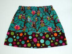 easy diy skirt for girls