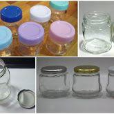 Onde encontrar potinhos de vidro para bolos no pote e lembrancinhas?