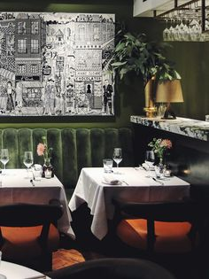 Where to eat classic British food in London. Cafe Restaurant, Restaurant Design, Restaurant Interiors, Cheap Countertops, Concrete Countertops, Interior Exterior, Interior Design, Wooden Counter, Cement Counter