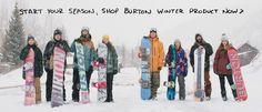 BURTON ONLINE STORE   バートンスノーボード
