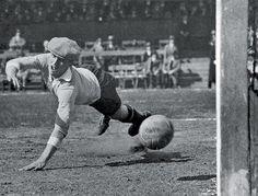 Martin Munkácsi, The Goalkeeper, 1928