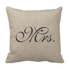 >>>The best place          Burlap Mrs. Pillow           Burlap Mrs. Pillow we are given they also recommend where is the best to buyHow to          Burlap Mrs. Pillow today easy to Shops & Purchase Online - transferred directly secure and trusted checkout...Cleck Hot Deals >>> http://www.zazzle.com/burlap_mrs_pillow-189094018559538888?rf=238627982471231924&zbar=1&tc=terrest