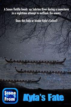Night Time, Celtic, Novels, Author, Imagination, Life, Fantasy, Writers, Fiction