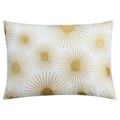 Seedling By ThomasPaul® Aviary Sunburst Pillow Cover 14