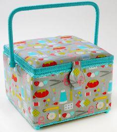 Sewing 101 Basket Large Square