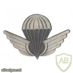 Tunisia Parachutist wing Airborne Army, Military Insignia, Paratrooper, African Countries, Special Forces, Beret, Badges, Patches, Wings
