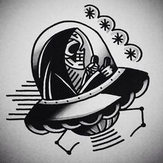 traditional tattoo black and white - Cerca con Google                                                                                                                                                     More