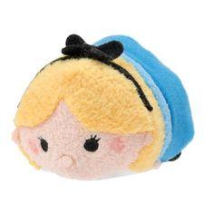 Tsum Tsum alice! Want this ssssooooo much!