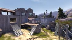 team fortress alpine map - Google Search