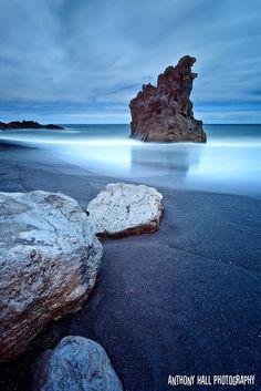 Bollulo Beach by Azzmataz, via Flickr